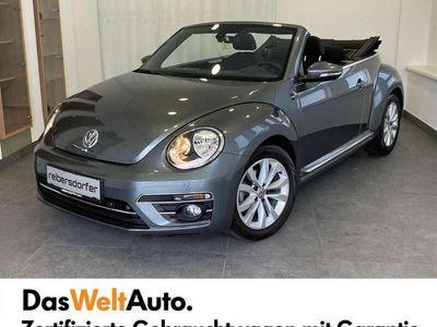 gebraucht VW Beetle TheCabriolet Austria TSI