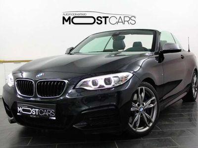 gebraucht BMW M235 2er-ReiheCabrio Aut.***Vollausstattung*** Cabrio / Roadster