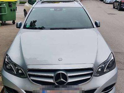 gebraucht Mercedes 350 E-Klasse T-ModellCDI Avantgarde Kombi / Family Van