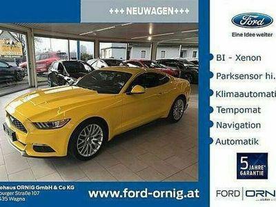 gebraucht Ford Mustang 2,3 EcoBoost Aut. Sportwagen / Coupé