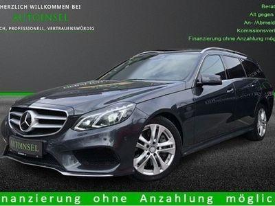 gebraucht Mercedes E350 4MATIC ///AMG**monatl. ab €350,-**
