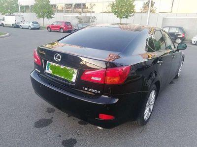 gebraucht Lexus IS220d luxury Limousine
