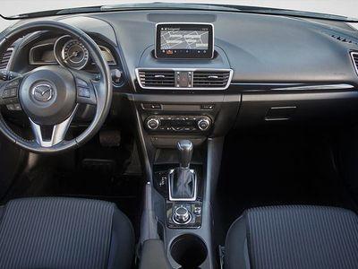 gebraucht Mazda 3 Sport CD105 Aut. *Topausstattung*