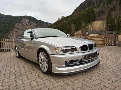 gebraucht BMW 318 Cabriolet 3er-Reihe E46 *Top-Zustand*