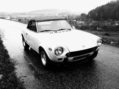 gebraucht Fiat 124 Spider 2000i CS0 Cabrio / Roadster,