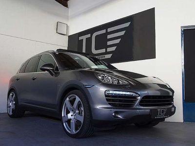 gebraucht Porsche Cayenne II 3,0 Diesel Aut. Panorama, Luftfahrwerk, Bose,