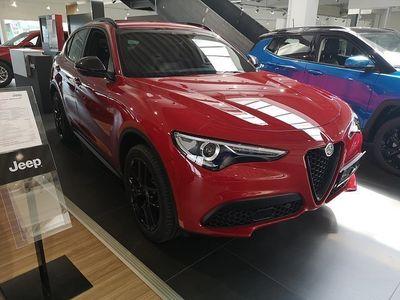 gebraucht Alfa Romeo Stelvio B-Tech 2,2 ATX AWD SUV / Geländewagen,