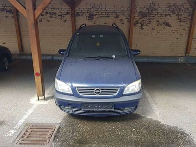 gebraucht Opel Zafira Kombi / Family Van,