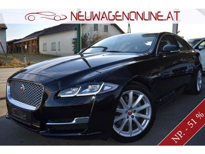 gebraucht Jaguar XJ 3,0 Diesel Premium Luxury Jungwagen - 51 % Limousine,
