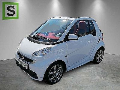 gebraucht Smart ForTwo Cabrio fortwo cabrio passion softouch / Roadster