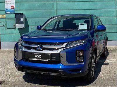 gebraucht Mitsubishi ASX 2,0 MIVEC Inform Plus AWD CVT Aut. SUV / Geländewagen