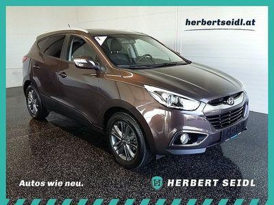gebraucht Hyundai ix35 1,7 CRDi Limited Edition *ANHÄNGEVORRICHTUNG*