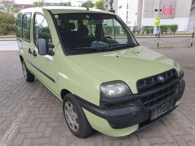 gebraucht Fiat Doblò 1,9 Family JTD