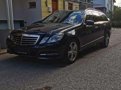 gebraucht Mercedes E250 Avantgarde CDI Aut.