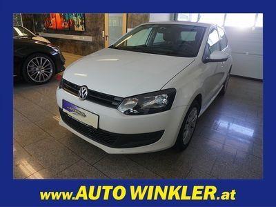 used VW Polo 1,6TDI Trendline Komfortpaket