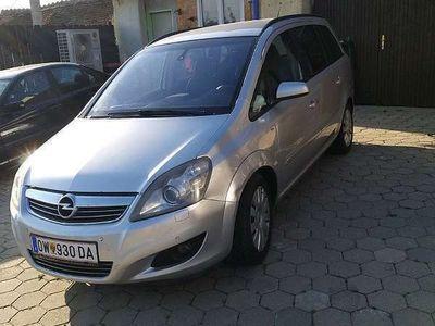 gebraucht Opel Zafira 1.9 CDTI Pickerl bis 02/2021 Kombi / Family Van