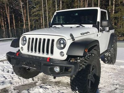 gebraucht Jeep Wrangler 3,6 V6 Sahara Aut.