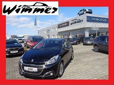 used Peugeot 208 Allure 1,6 BlueHDi 120 S&S