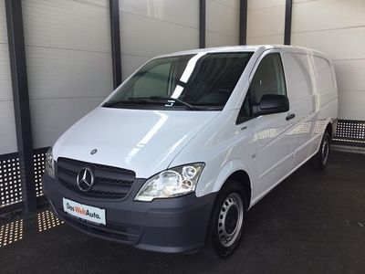 used Mercedes Vito 110 CDI BlueEfficiency lang