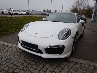 brugt Porsche 911 Turbo S Coupe (991)