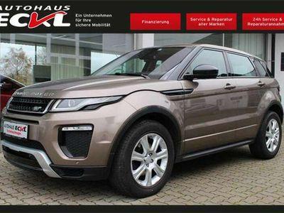 gebraucht Land Rover Range Rover evoque SE Dynamic 2,0 TD4