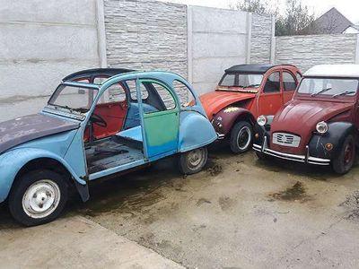 gebraucht Citroën 2CV Cabrio / Roadster