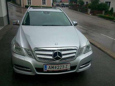 gebraucht Mercedes 350 E-Klasse TECDI SITZKÜHLUNG Kombi / Family Van
