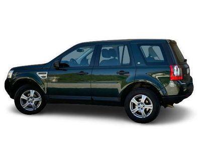 gebraucht Land Rover Freelander 2 2,2TD_e SUV / Geländewagen