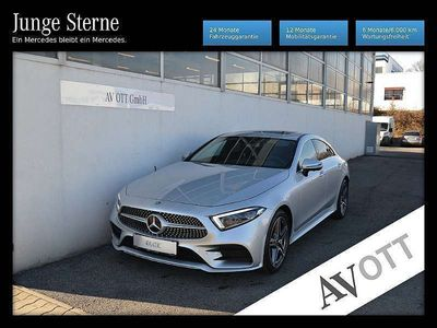 gebraucht Mercedes CLS350 CLS-Klassed 4MATIC Aut. Sportwagen / Coupé,