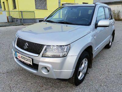 gebraucht Suzuki Grand Vitara Vitara1,9 VX-A DDiS Freestyle SUV / Geländewagen,