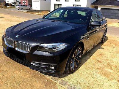 gebraucht BMW 520 5er-Reihe d EURO 6 mit Garantie bis März Limousine