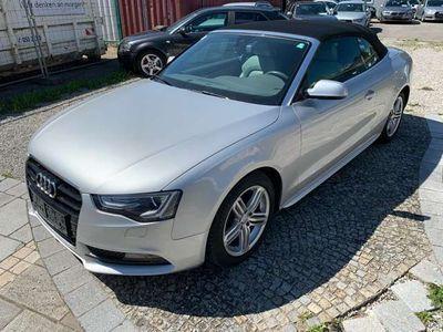 gebraucht Audi A5 Cabriolet 3,.0TDI quattro ,Facelift, DPF S-tronic