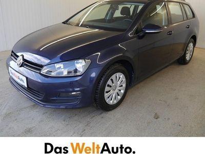gebraucht VW Golf Variant Trendline BMT TDI Kombi / Family Van,