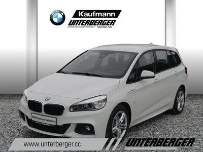 gebraucht BMW 218 Gran Tourer d M Sport