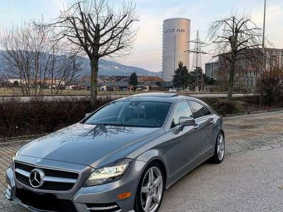 gebraucht Mercedes CLS500 BlueEfficiency 4MATIC Aut.