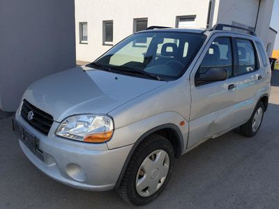 gebraucht Suzuki Ignis 1,3 GL 4WD **Allrad*Export*