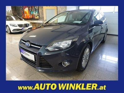 used Ford Focus Traveller Titanium 1,6TDCi