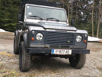 """gebraucht Land Rover Defender 90\\\"""" Station Wagon S 2,4 TD"""