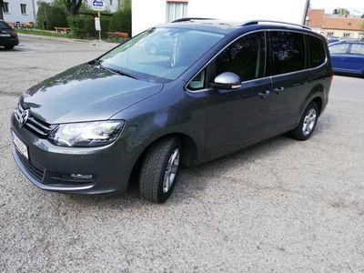 gebraucht VW Sharan Sharan VolkswagenKarat 2.0tdi BMT DSG Kombi / Family Van