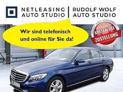 gebraucht Mercedes C220 C-Klassed 4M Exclusive+Avantgarde+Pano+LED ILS+Ka... Limousine