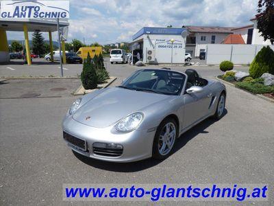 used Porsche Boxster S 3,2 Cabrio / Roadster,