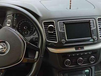 gebraucht VW Sharan 2.0 TDI (BlueMotion Technology) Comfortline