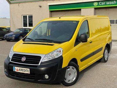 gebraucht Fiat Scudo Kombi Standard L2H1 - 6.050€ Netto - **62.400km**