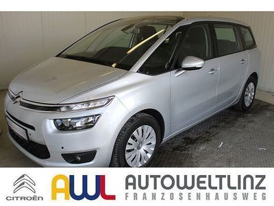 gebraucht Citroën Grand C4 Picasso C4 Picasso BlueHDi 120 S&S EAT6 Seduction Kombi / Family Van