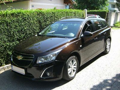gebraucht Chevrolet Cruze Wagon 1.7TD Eco LT Kombi / Family Van