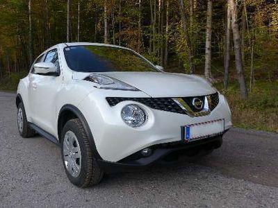 gebraucht Nissan Juke 1,2 DIG-T N-Connecta 116 PS (85 kW) SUV / Geländewagen