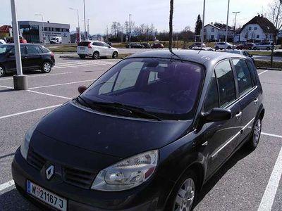 gebraucht Renault Scénic 1.5 dci Kombi / Family Van