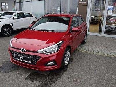 gebraucht Hyundai i20 1,25 Level 2 Limousine