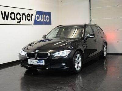 gebraucht BMW 318 d Touring Österreich-Paket. Navi/Xenon/Sportsitze/USB/PDC