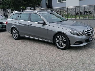gebraucht Mercedes E350 BlueTEC 4MATIC Avantgarde Aut.